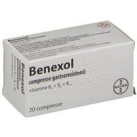Benexol 20 Compresse Gastroresistenti Flacone