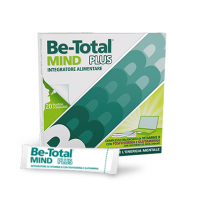 BeTotal Mind Plus 20 bustine orosolubili