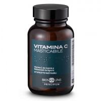 Bios Line Principium Vitamina C 60 Tavolette Masticabili