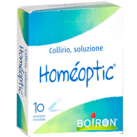 Homeoptic Collirio 10 flaconcini da 0,4ml
