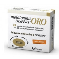 Melatonina Dispert Oro 24 bustine