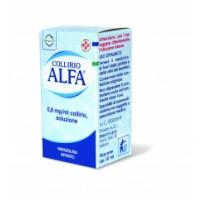Collirio Alfa Lubrificante e Idratante 10ml
