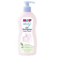 Hipp Gel Detergente Corpo e Capelli 400ml