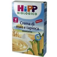 Hipp Biologico Crema di Mais e Tapioca 200gr.