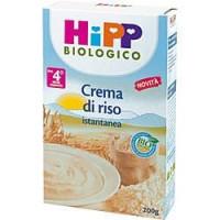 Hipp Biologico Crema di Riso Istantanea 200gr.