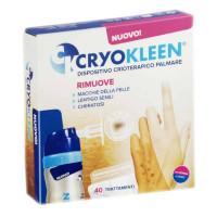 Cryokleen Dispositivo Crioterapico Palmare per Eliminare le Macchie della Pelle 40 trattamenti