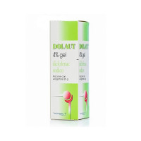 Dolaut Gel Spray 25 G 4%