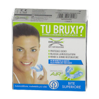 Dr. Brux Bite Superiore Notte Trasparente