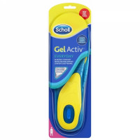 Scholl Gel Activ Everyday Donna Solette Per Scarpe
