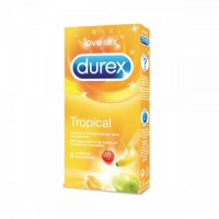 Durex Tropical Easy On 6 pezzi