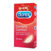 Durex Contatto Comfort 4 pezzi