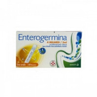 Enterogermina 4 Miliardi 20 flaconcini
