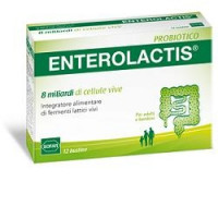 Enterolactis 12 bustine