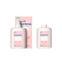 Euclointima Detergente Intimo 200ml + Ricarica 200ml
