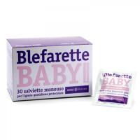 Blefarette Baby Salviettine Perioculari Monouso 30 salviette