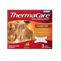 Thermacare Flexible Use 3 Fasce Monouso Autoriscaldanti