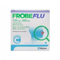 Frobeflu 330Mg+200Mg 20 compresse effervescenti