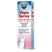 Vicks VapoSpray Isotonico Bebè e Bambini 100ml