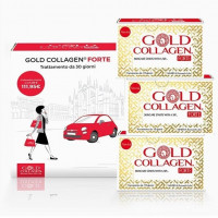 Gold Collagen Forte 30 flaconcini