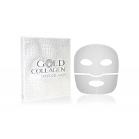 Gold Collagen Hydrogel Mask 1 Maschera