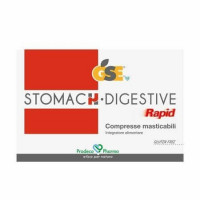 GSE Stomach Digestive Rapid 24 compresse