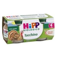 Hipp Biologico Omogeneizzato al Tacchino 2x80gr.