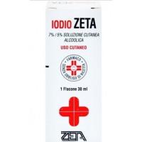 Iodio Soluzione Alcolica I Zeta 50 ml