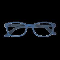 Iristyle Occhiali Da Lettura +3,50 Rubber Blue