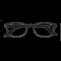 Iristyle Occhiali Da Lettura +1,50 Rubber Black