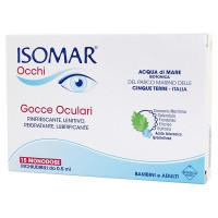 Isomar Occhi Gocce Oculari 15 flaconcini monodose
