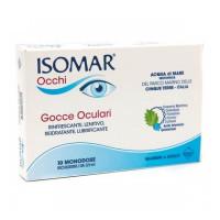 Isomar Occhi Gocce Oculari 10 flaconcini monodose