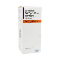 Laevolac Sciroppo 1 Flacone 180 Ml 66,7 G/100 Ml