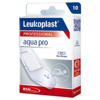 Leukoplast Aquapro Cerotti Impermeabili 10 pezzi 72x19