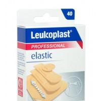 Leukoplast Elastic 40 pezzi 4 formati