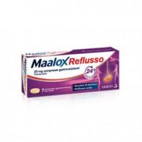 Maalox Reflusso 7 Compresse Gastroresistenti