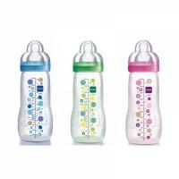 MAM Baby Bottle 330ml Tettarella Misura 3