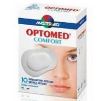 Master-Aid Garza Oculare Medicata Optomed Comfort 10 Pezzi