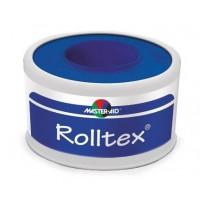 Master-Aid Rolltex Cerotto In Rocchetto Tela 5mX5cm