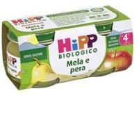Hipp Biologico Omogeneizzato Mela e Pera 2x80gr.