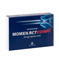 MomentAct Compì 10 capsule 25mg