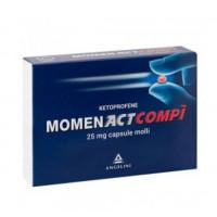 MomentAct Compì 10 capsule 25mg