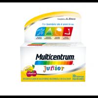 Multicentrum Junior 30 compresse masticabili