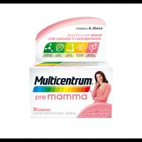 Multicentrum Pre Mamma 30 compresse