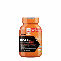 Named BCAA 4:1:1 Extreme PRO 110 compresse