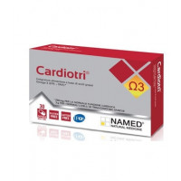 Named Cardiotri 30 capsule softgels