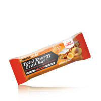 Named Total Energy Fruit Bar Yellow Fruit 35g