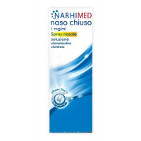 Narhimed Naso Chiuso Adulti Spray Nasale 10ml