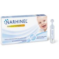 Narhinel Soluzione Fisiologica 20 flaconi da 5 ml