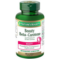 Nature's Bounty Beauty Beta-Carotene 60 perle softgels