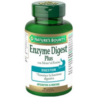 Nature's Bounty Enzyme Digest Plus 90 tavolette
